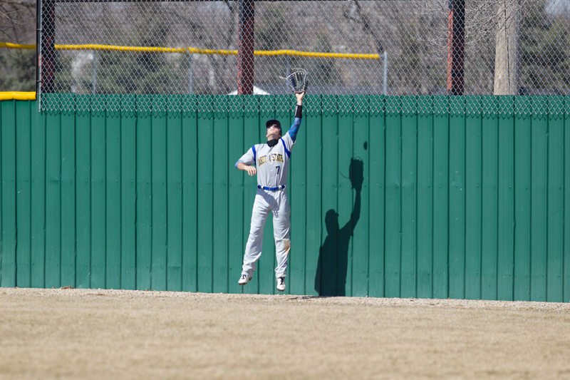 48th DSU Baseball vs. Dakota Wesleyan (S.D.) - Game 1 Photo