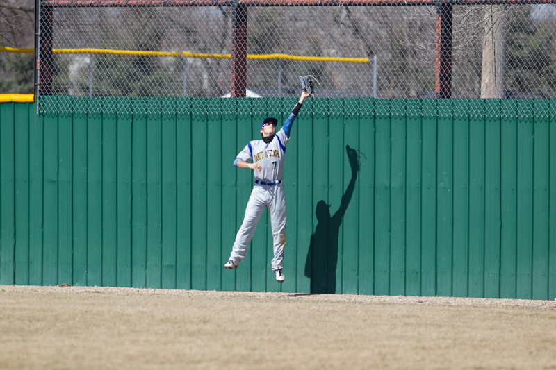 49th DSU Baseball vs. Dakota Wesleyan (S.D.) - Game 1 Photo