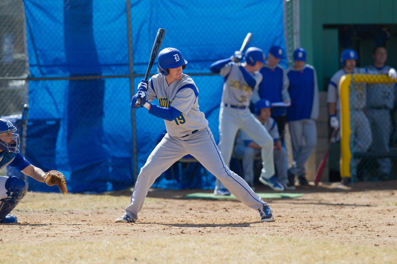 50th DSU Baseball vs. Dakota Wesleyan (S.D.) - Game 1 Photo