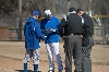 1st DSU Baseball vs. Dakota Wesleyan (S.D.) - Game 1 Photo