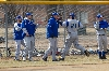 44th DSU Baseball vs. Dakota Wesleyan (S.D.) - Game 1 Photo