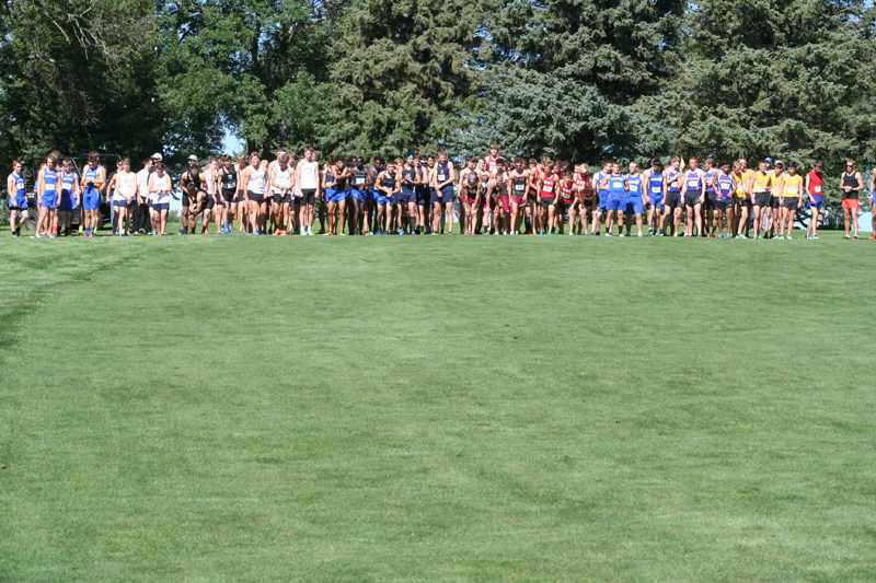4th DSU Men's Cross Country  -  Herb Blakely Invitational Photo
