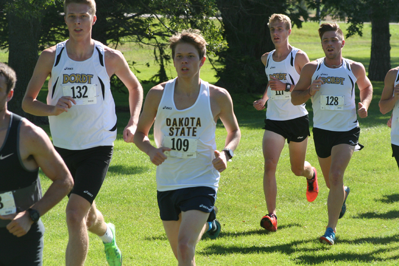 10th DSU Men's Cross Country  -  Herb Blakely Invitational Photo