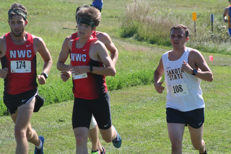 21st DSU Men's Cross Country  -  Herb Blakely Invitational Photo
