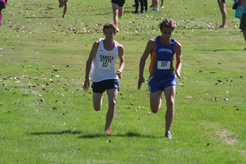 29th DSU Men's Cross Country  -  Herb Blakely Invitational Photo