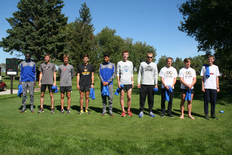35th DSU Men's Cross Country  -  Herb Blakely Invitational Photo