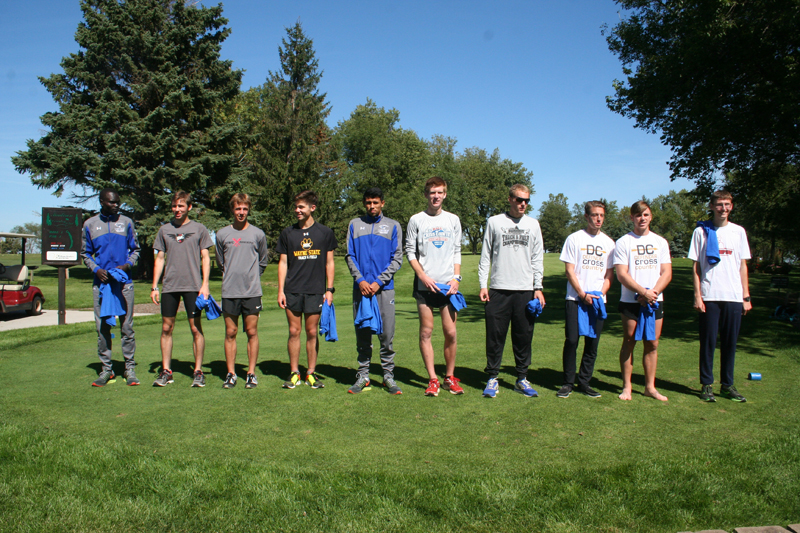 36th DSU Men's Cross Country  -  Herb Blakely Invitational Photo