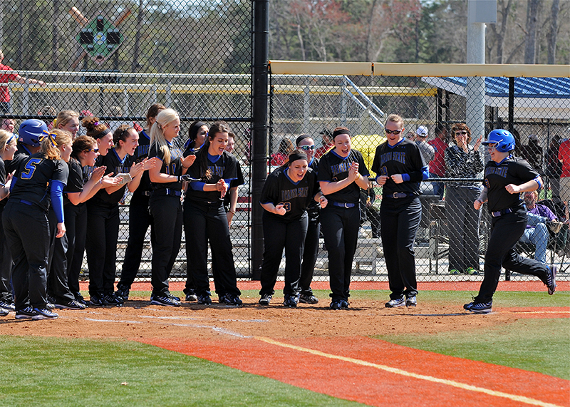 28th Softball Spring Trip Games 1 & 2 Photo