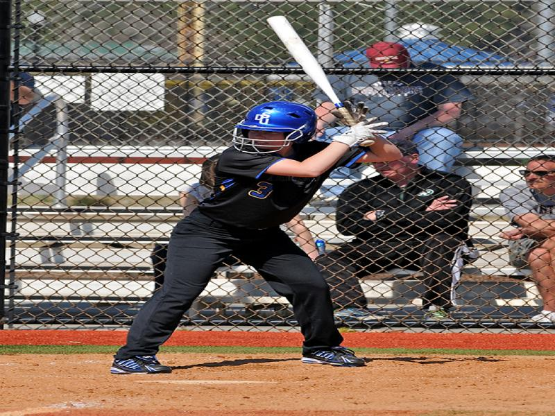 44th Softball Spring Trip Games 1 & 2 Photo