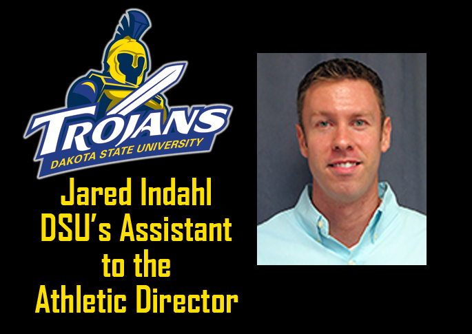 Indahl becomes DSU's Assistant to the Athletic Director
