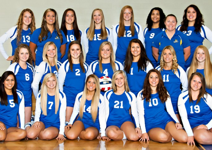 Trojan Volleyball kicks off 2014 season in Mustang Invitational Friday & Saturday