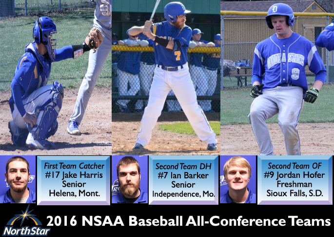 Dakota State University Athletics - Three DSU athletes earn