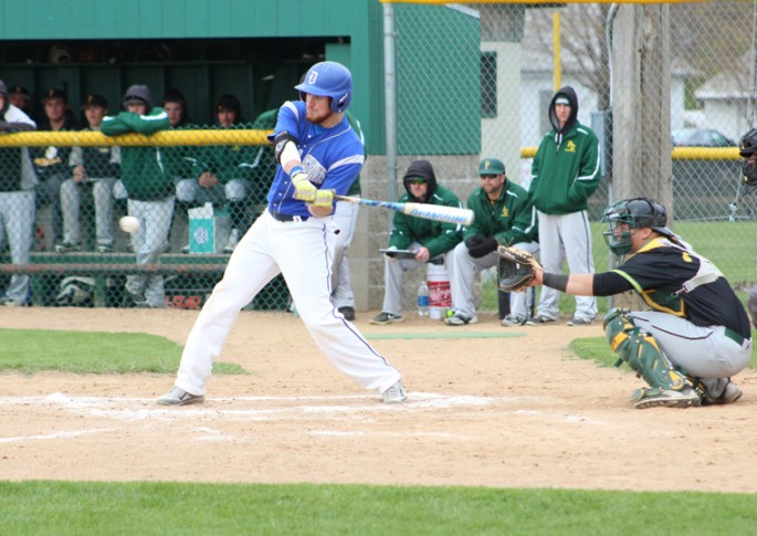 Dakota State University Athletics - Saints take two from